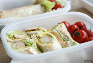 One whole month of school lunch ideas for kids - with no repeats!