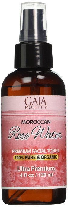 Rose Water is a must have in every girl's beauty box