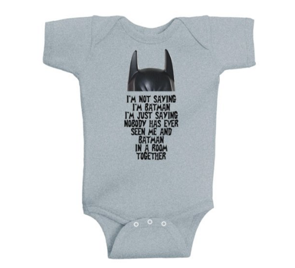Funny Baby Onesies Make The Perfect Baby Shower Gift