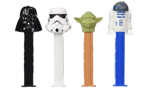 Classic Star Wars PEZ Dispensers