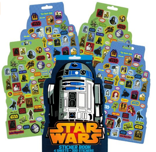 Classic Star Wars Sticker Books