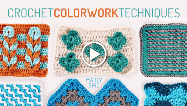 Crochet Colourwork Techniques Online Course
