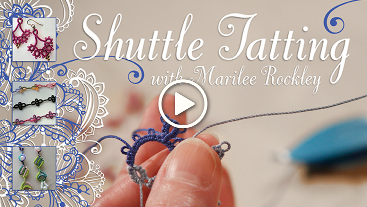 Shuttle Tatting Course