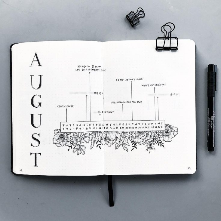Monthly Log Meets Cover Page