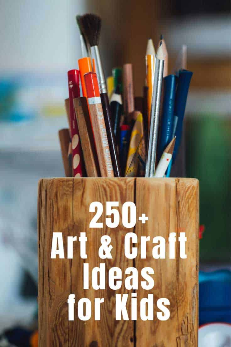 So many great art and craft ideas for kids here! For all ages and all seasons!