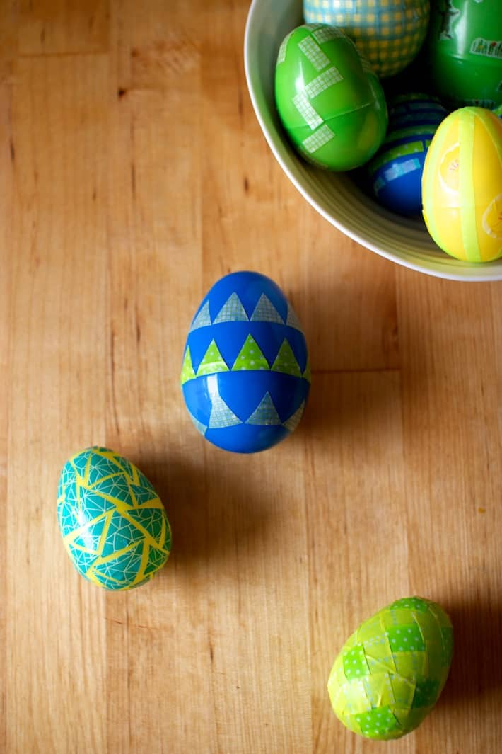 Plastic Egg Designs