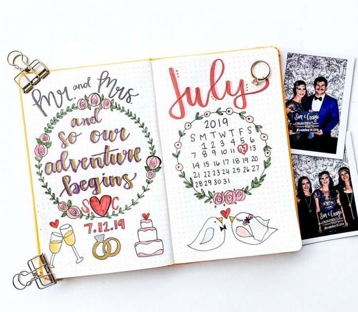 Make a cute cover page