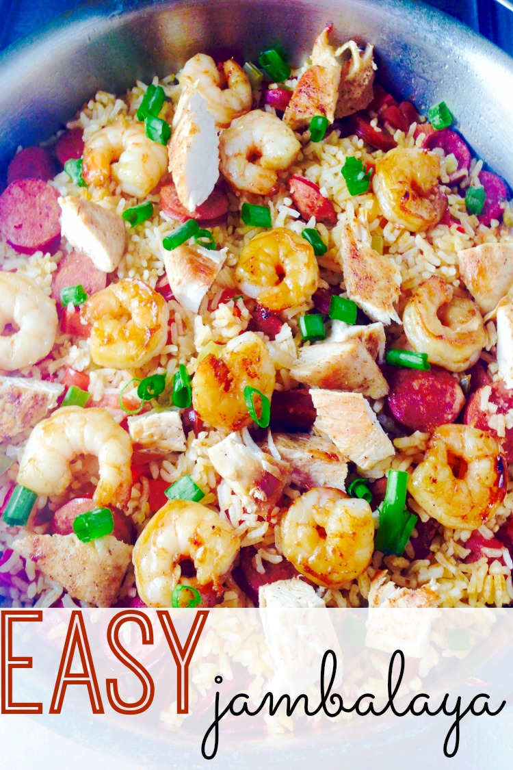 30-Minute Jambalaya Recipe