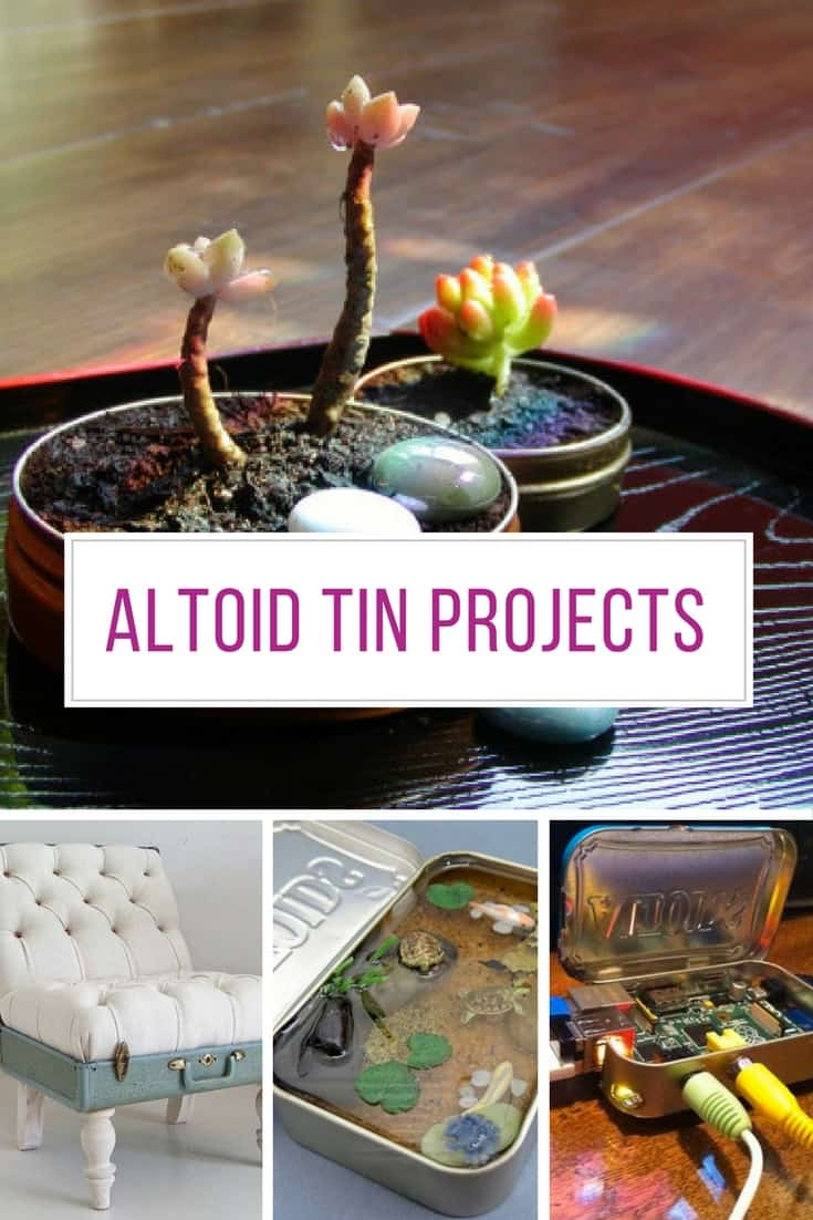 Loving these Altoids tin projects. Thanks for sharing!