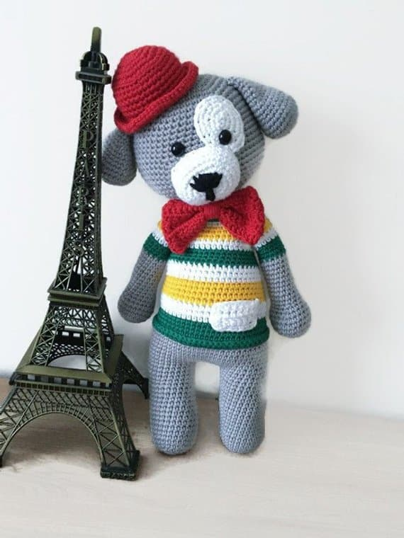 Youll Love These Puppy Dog Amigurumi Patterns Cutest Collection
