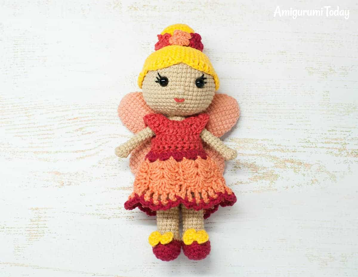 Amigurumi Fairy Doll Pattern