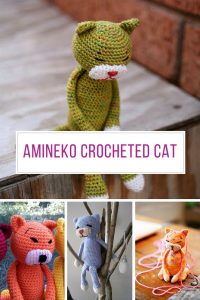 Fallen in love with this amineko crochet cat! Thanks for sharing!