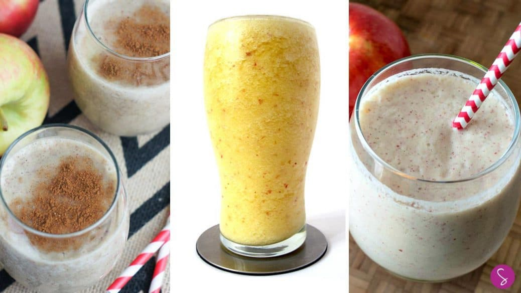Apple Smoothie Recipes for Kids