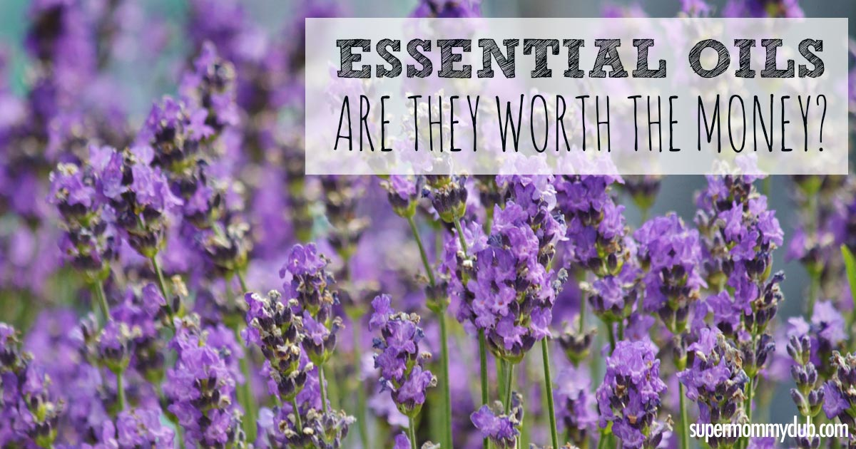 Find out whether essential oils are really worth the money