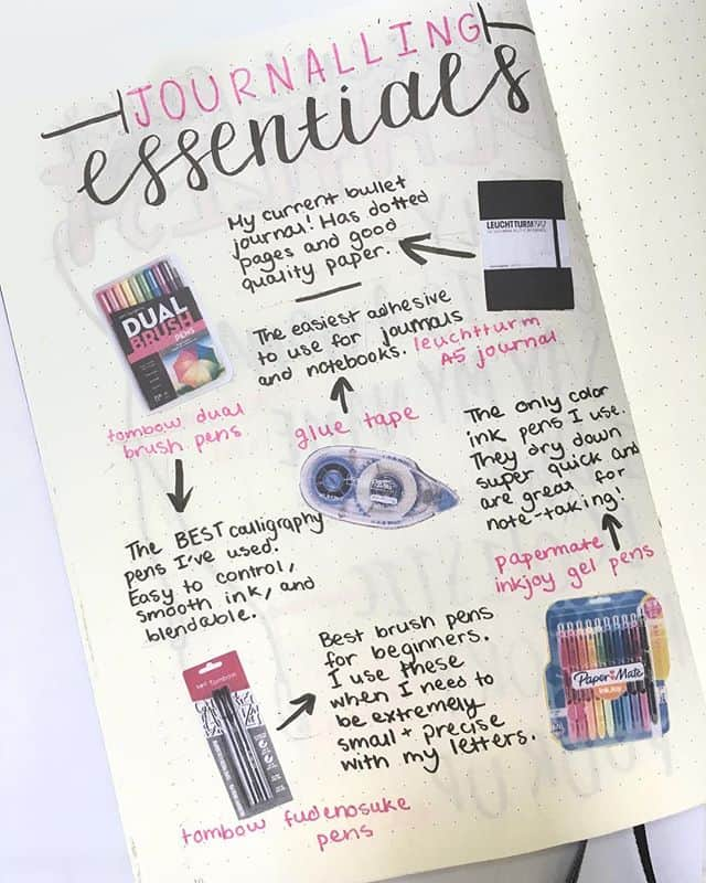 BUJO Essentials