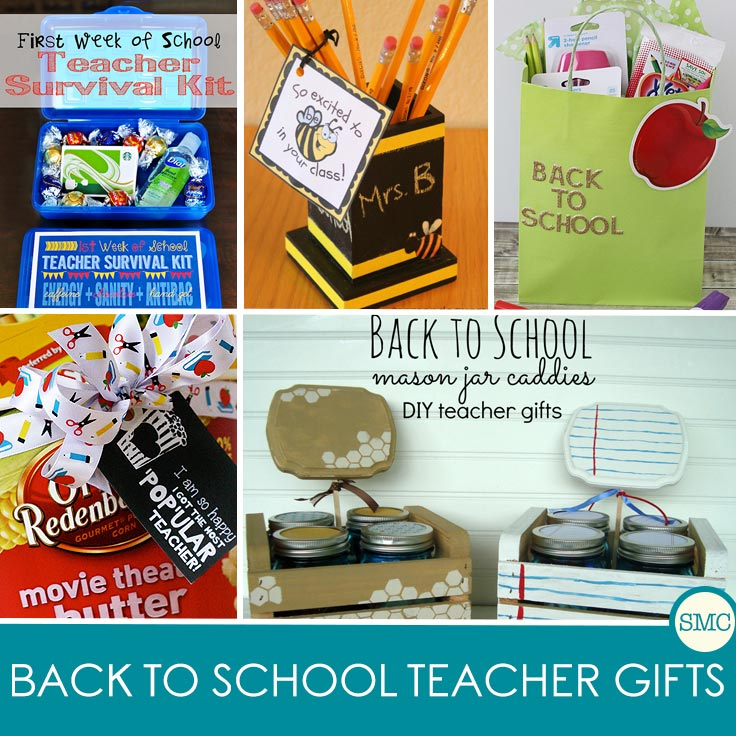 These back to school teacher gifts will help your child make a lasting first impression!