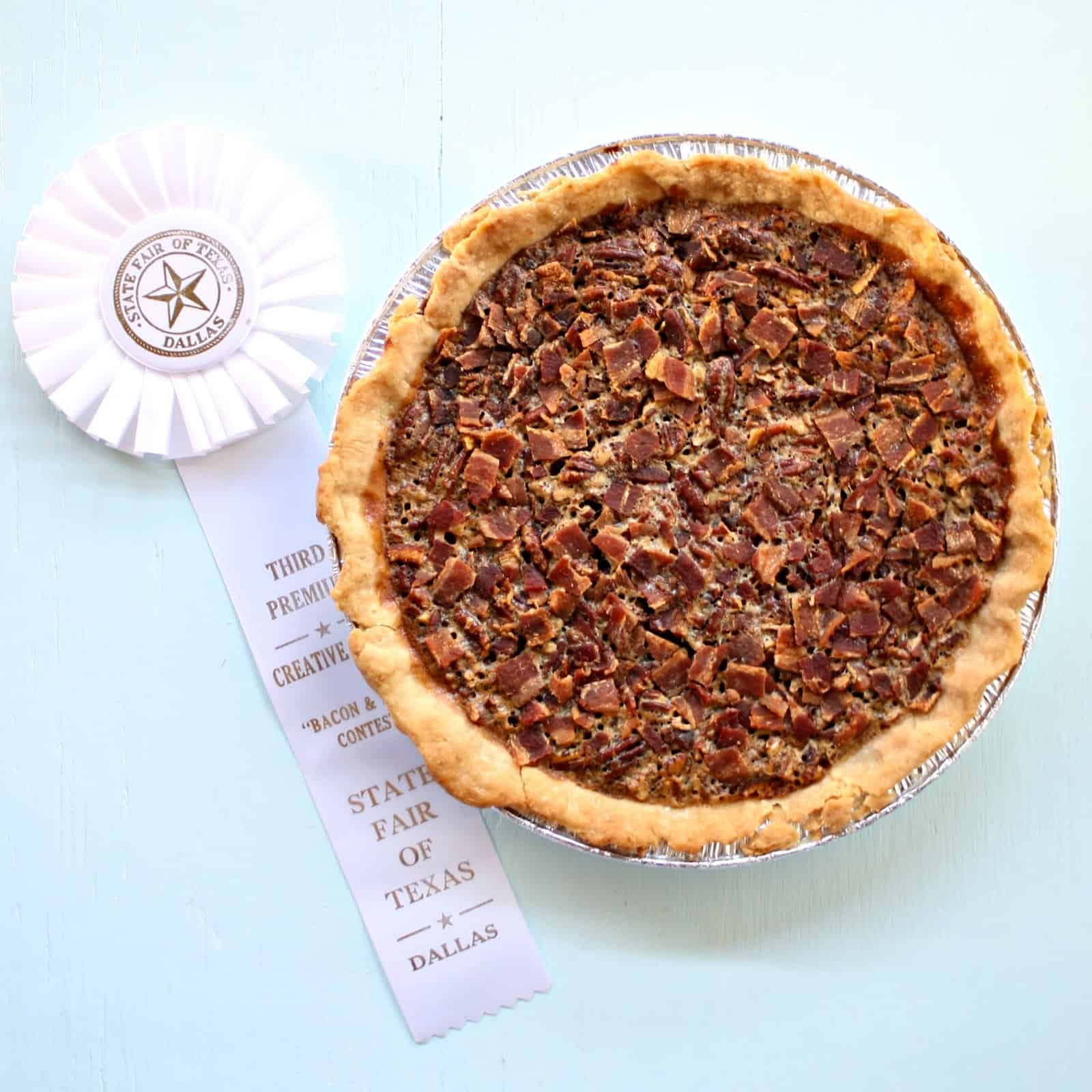 Bacon Pecan Pie