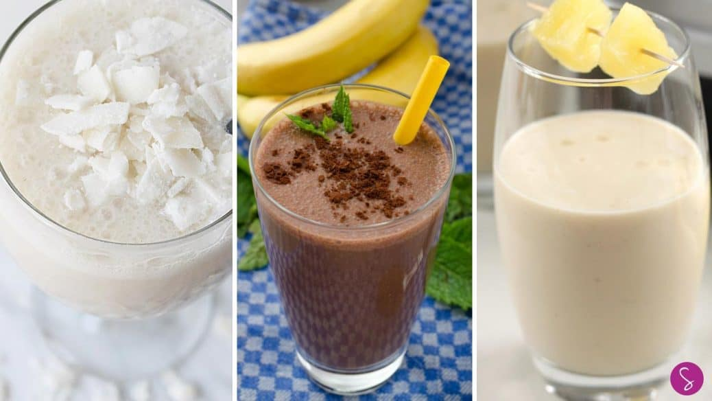 Banana Smoothie Recipes for Kids