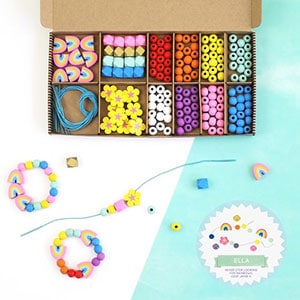 Loving this beadmaking kit!