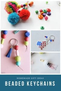 Beaded Keychain Ideas