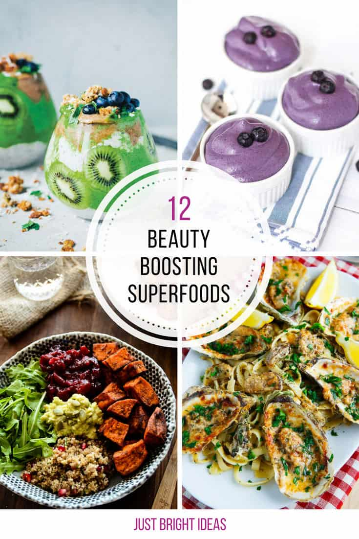 Healthy recipes that also make me more beautiful! Thanks for sharing!