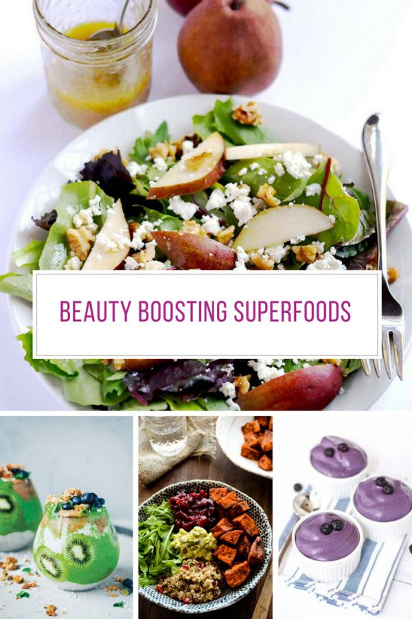 Always wanted to know what the superfoods for beauty were! Thanks for sharing!