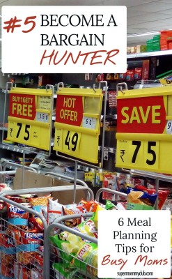 Become a Bargain Hunter