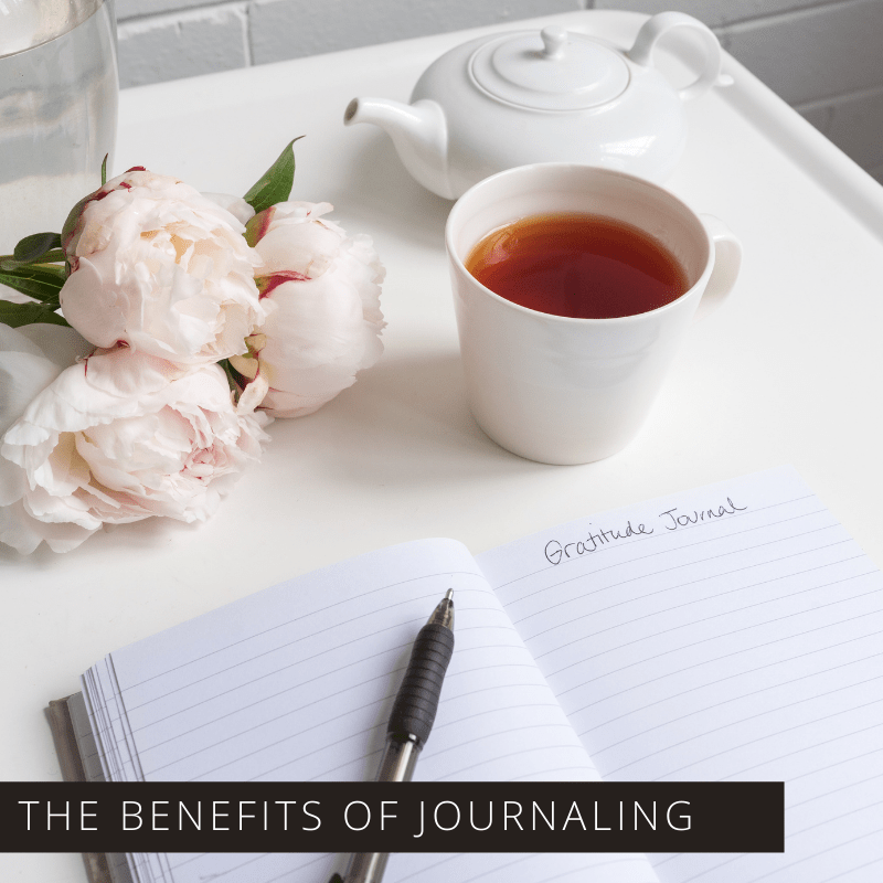 There are so many benefits of journaling from improving your mental health to helping you smash your goals. Find out more about why you should take time to journal daily and some ideas to get you started.