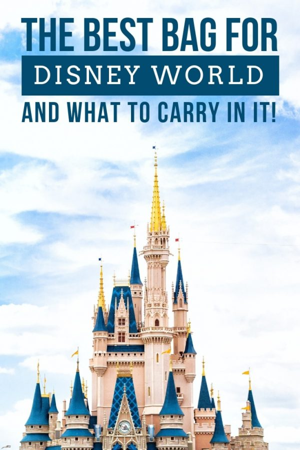 Best Bag for Disney World - and what you should carry in it!