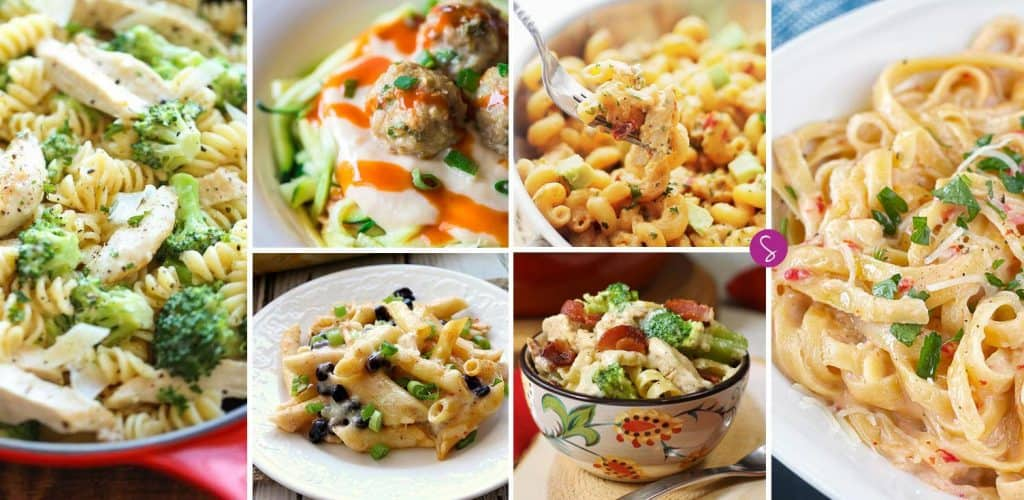 Easy Chicken Alfredo Recipes the Whole Family will Love!