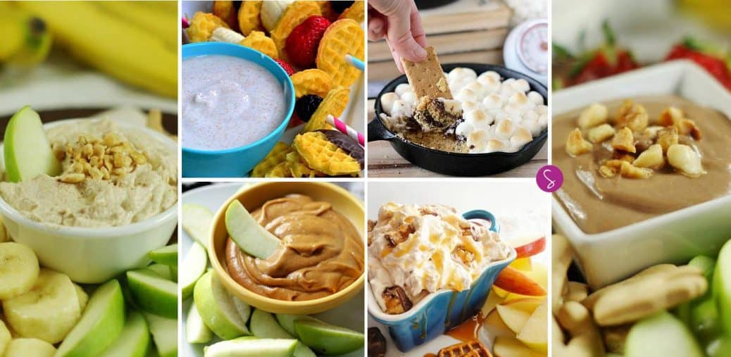 Easy Dessert Dip Recipes to Get the Party Started!