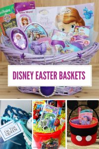 Oh my these Disney Easter basket ideas are FABULOUS!