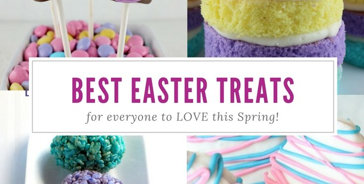 Best Easter Treats | Desserts | Snacks | Party Food | Bunny | Peeps | Marshamllow