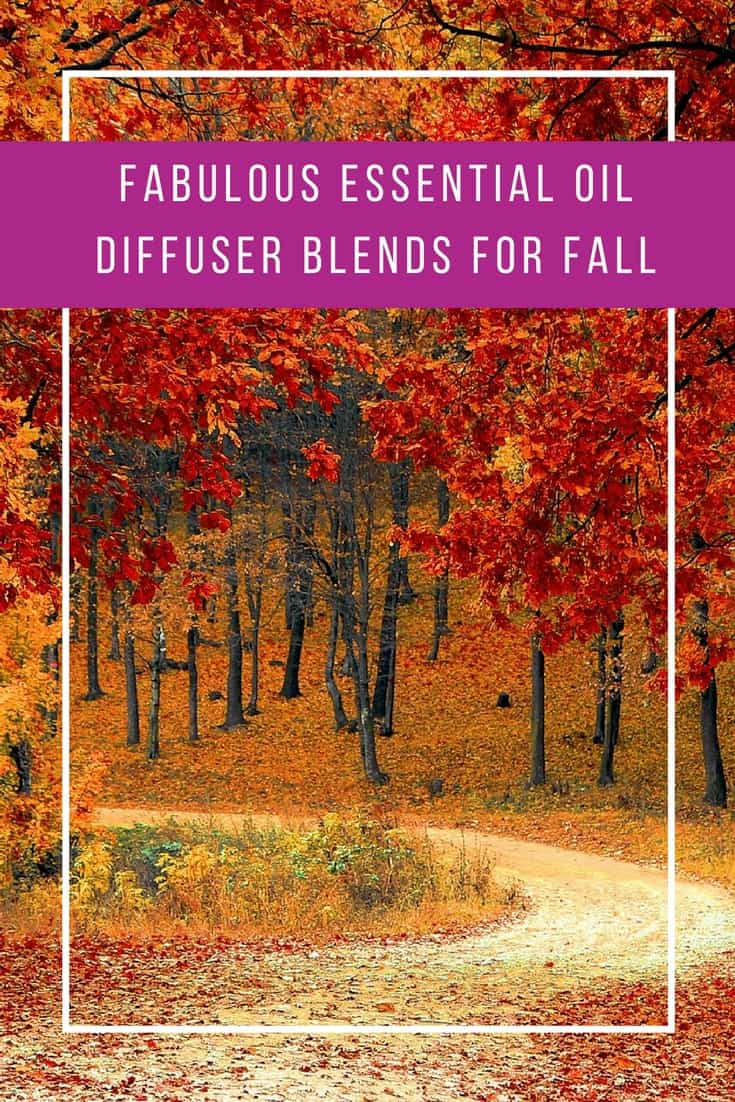 Fabulous Fall Essential Oil Blends for Your Diffuser