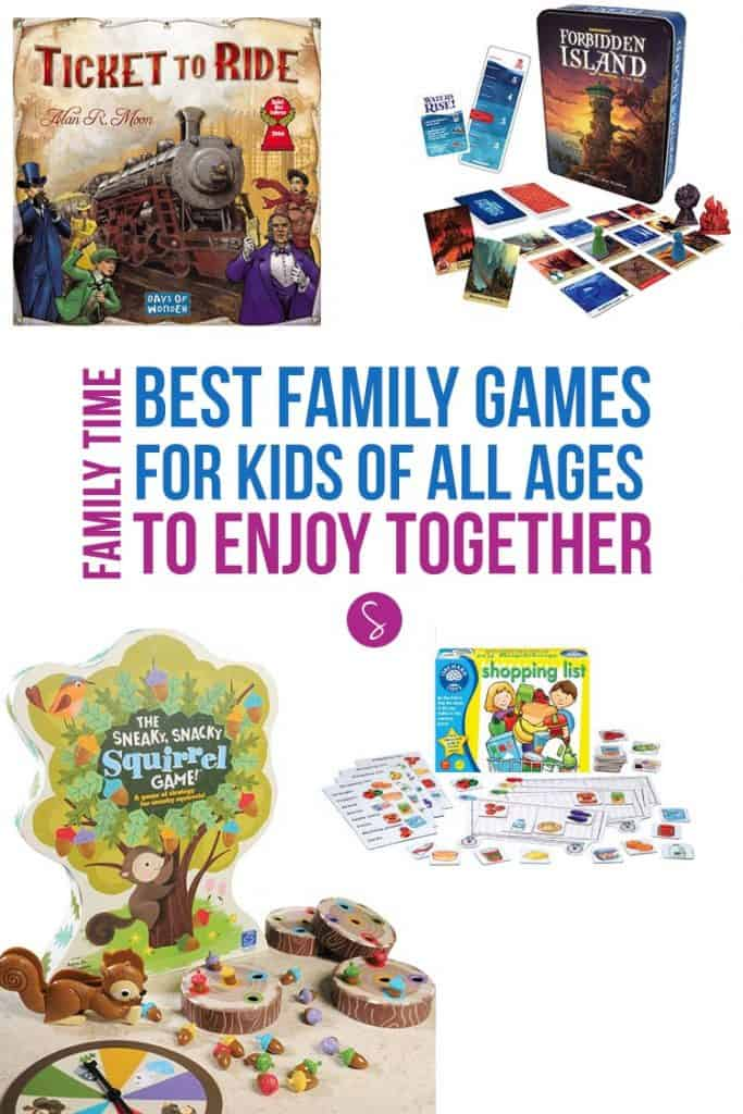 We are always on the look out for the best games for our family games night. These will be PERFECT for Christmas!