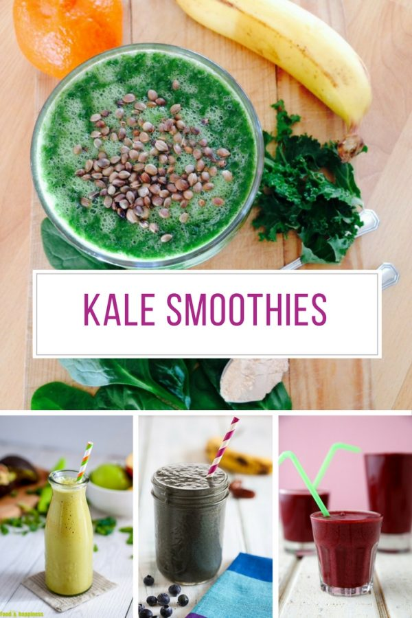More Kale green smoothies to add to our meal prep rotation! Thanks for sharing!