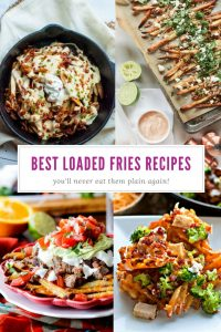 Best Loaded Fries Recipes | Smothered Fries | Appetizers | Big Game Night | Family Dinners