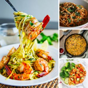 Some of the best Spiralizer recipes we've ever tried - and enjoyed by the whole family!