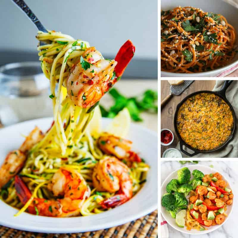 10 of the Best Spiralizer Recipes that Put the Fun into Veggies!