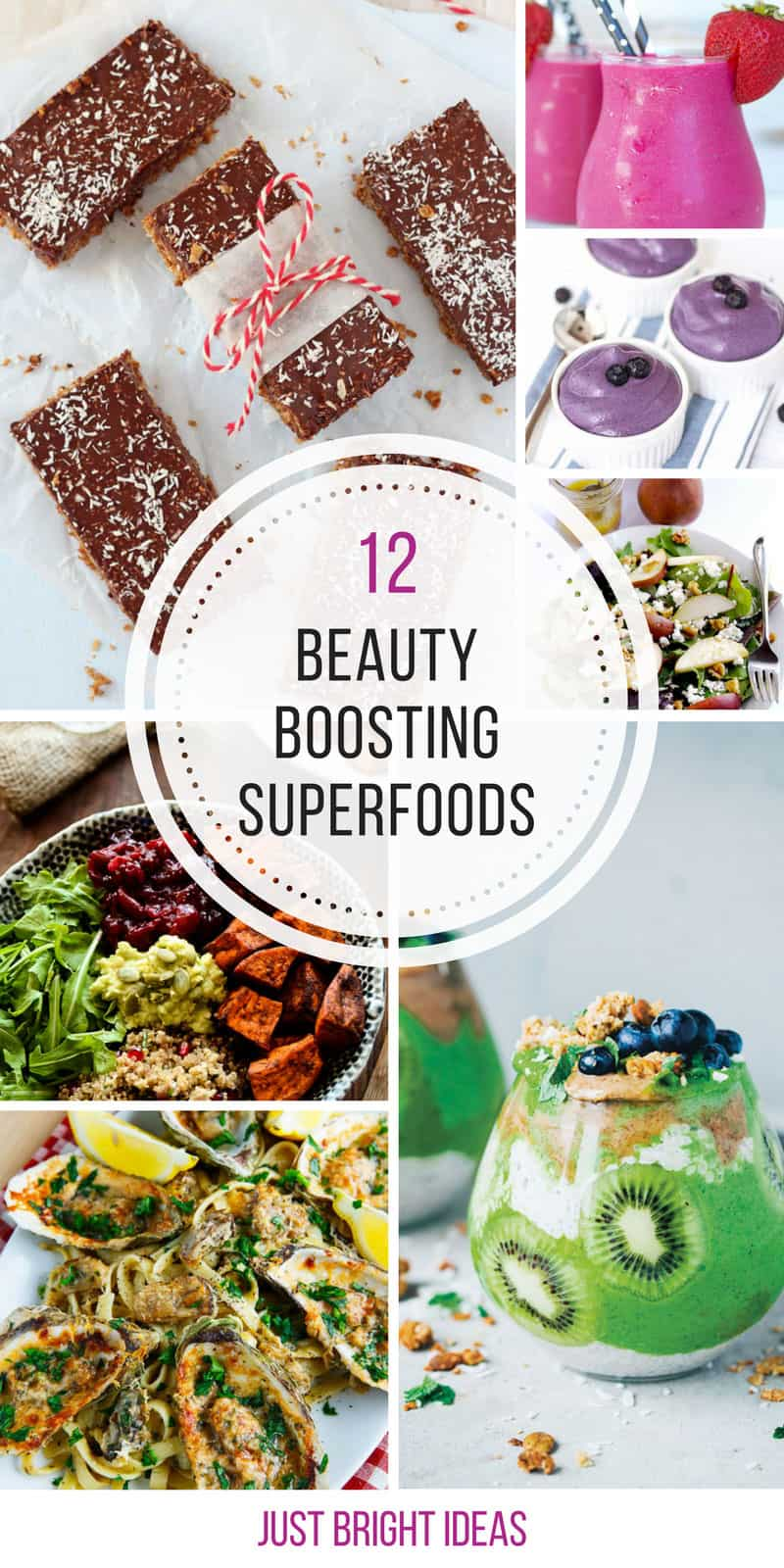 These beauty superfood recipes are AMAZING! Thanks for sharing!