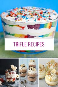 Oh my goodness - we LOVE trifle and now we have so many more recipes to choose from!