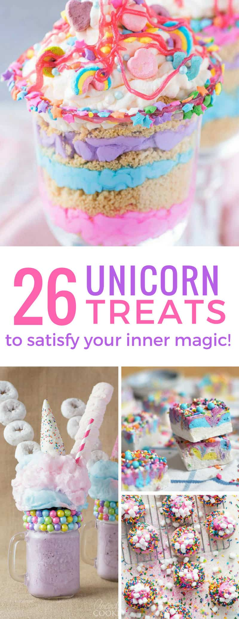 Loving these unicorn treats - perfect for playdates and parties for my unicorn crazed kiddos!