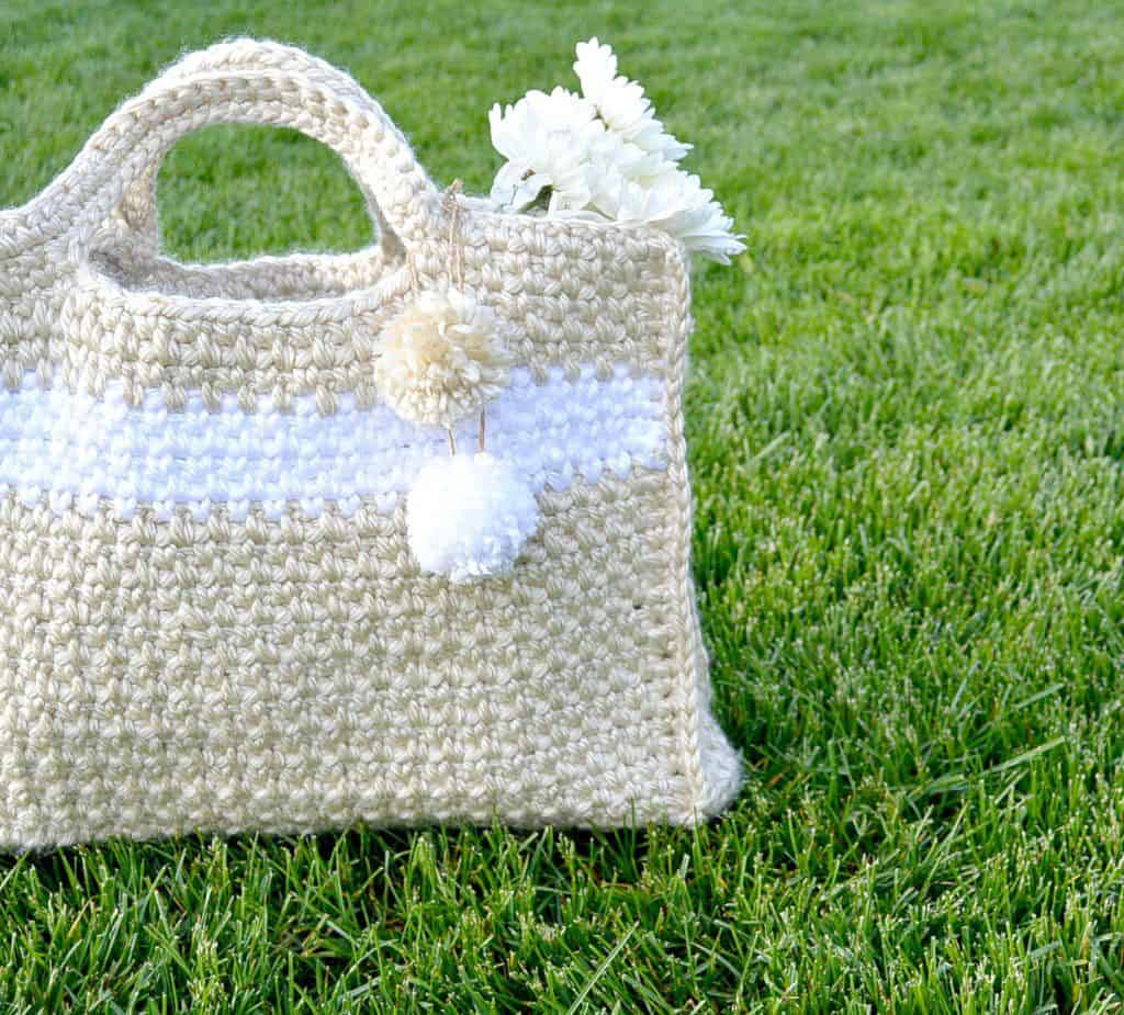Big Easy and Stylish Crochet bag Pattern