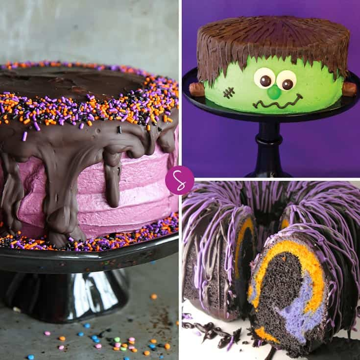Easy Halloween Cake Recipes For Kids Perfect For Parties