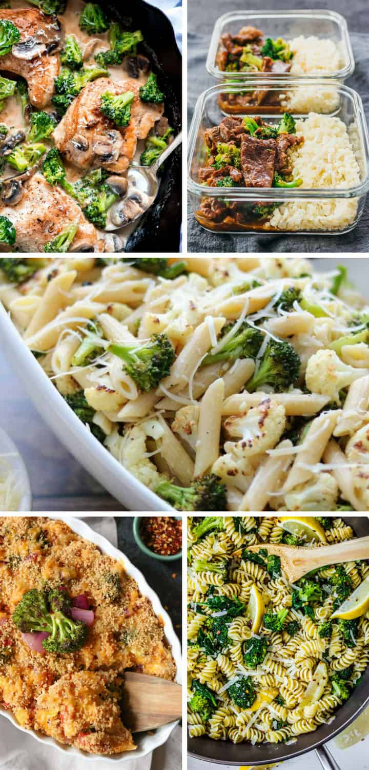 Broccoli Recipes - Pinterest 3