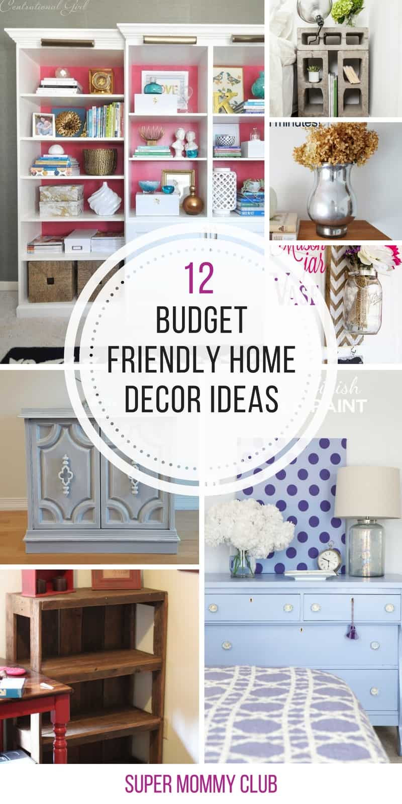 These budget friendly home decor ideas are just what i needed! Thanks for sharing!