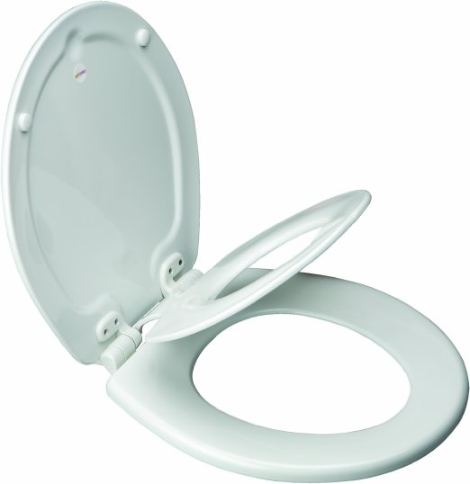 Integrated Child Toilet Seat