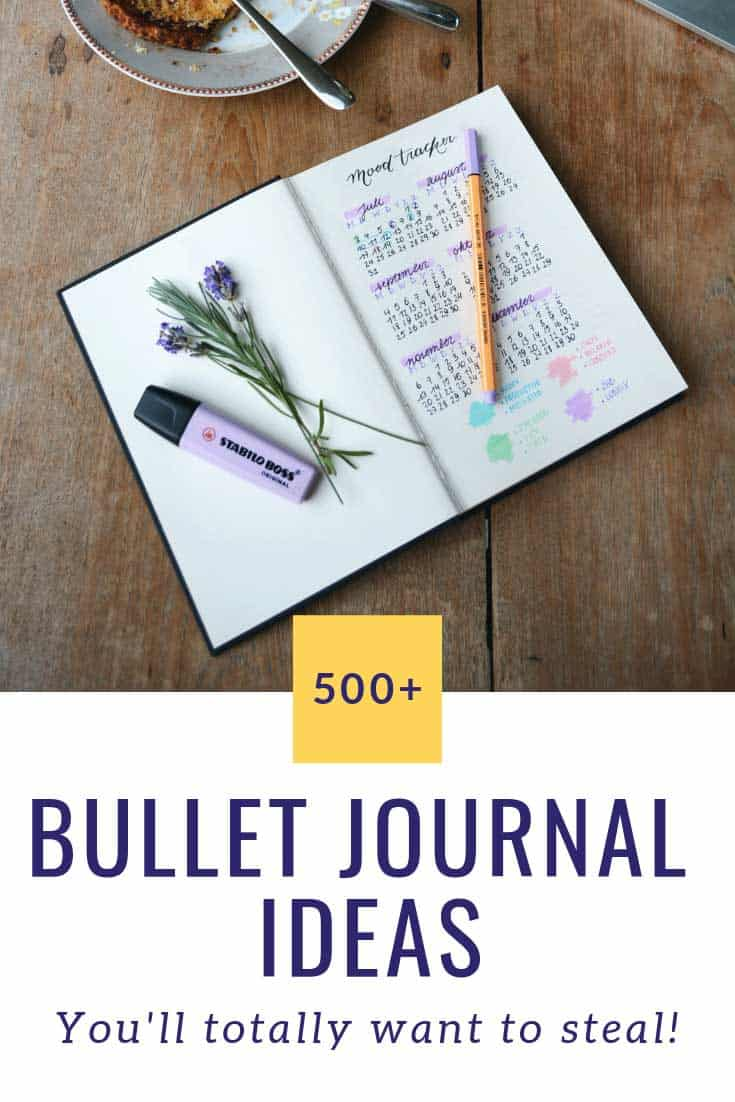 Loving all of this bullet journal inspiration!