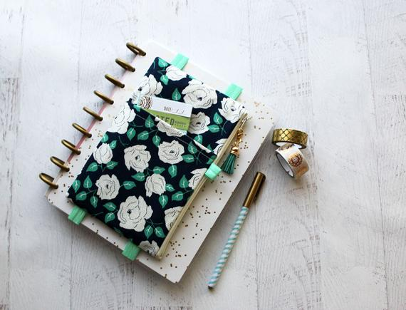 Bullet Journal pouch organizer