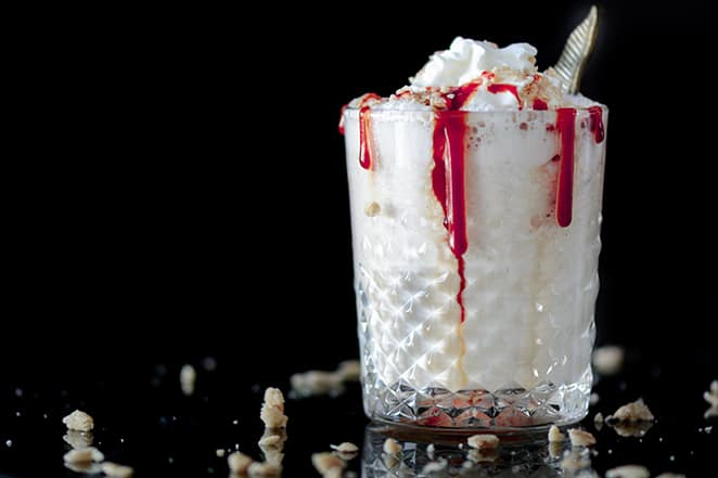 Candy Apple Milkshake